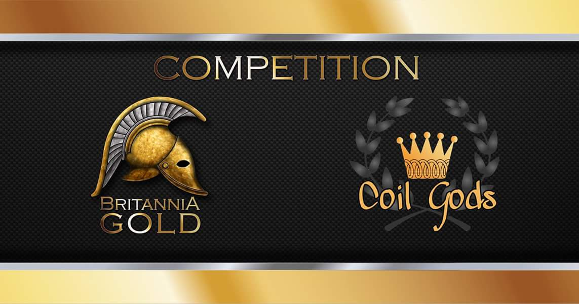 Facebook Coil and liquid giveaway