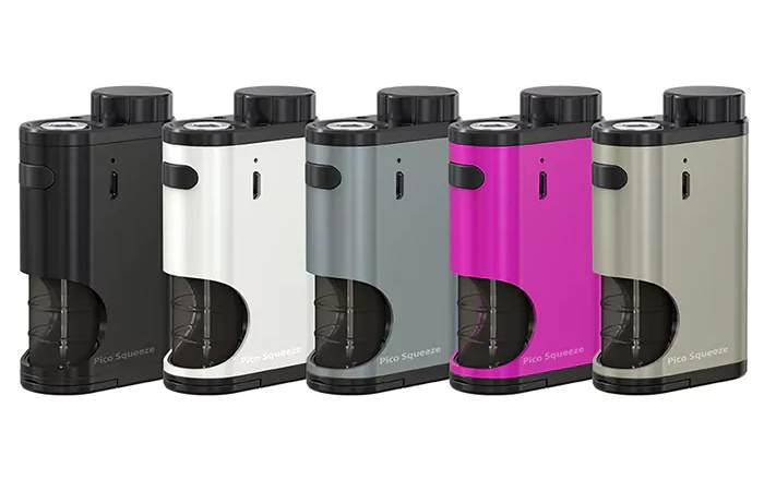 Eleaf Pico Squeeze 50W Squonk Mod – £10.57 delivered