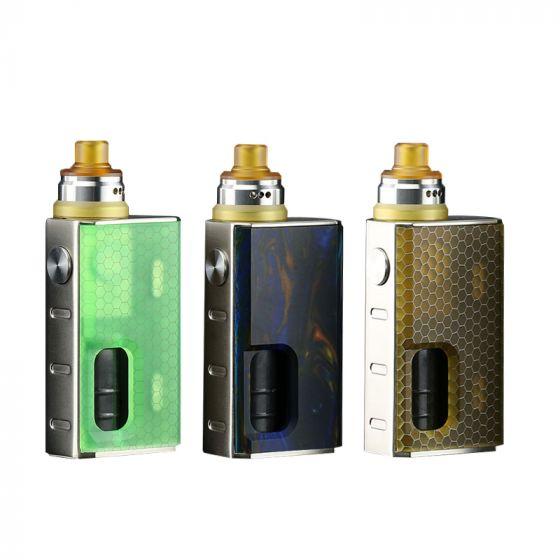 Wismec Luxotic 100W BF Squonk Box Mod – £22.79