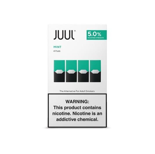JUUL POD COOL MINT