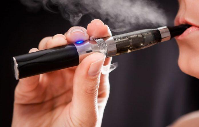 Starter e-cigarette