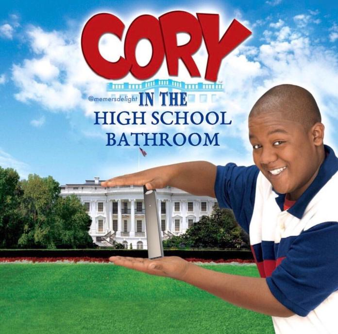 Cory in the House Juul Meme