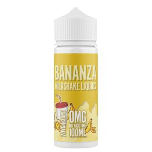 Milkshake Liquids Bananza