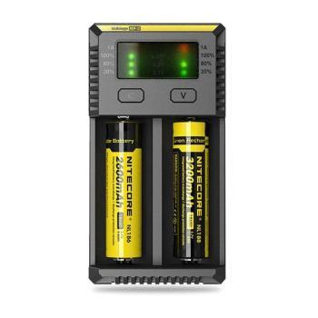 Nitecore NEW i2 Batteriladdare