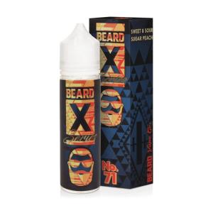 Beard Vape No.71 Sweet & Sour Sugar Peach