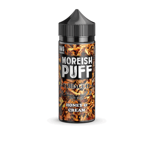 Moreish Puff Tobacco Honey & Cream