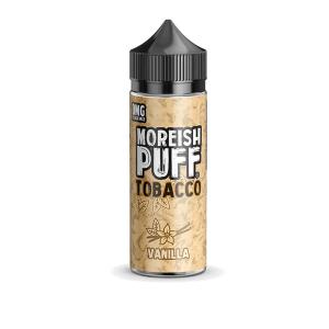 Moreish Puff Tobacco Vanilla