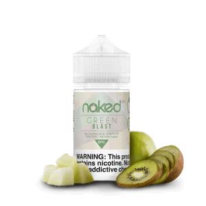Naked 100 Green Blast