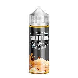 Nitro's Cold Brew Coffee Almond Cappucino