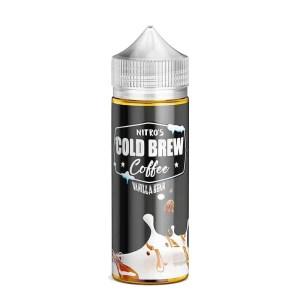 Nitro's Cold Brew Coffee Vanilla Bean