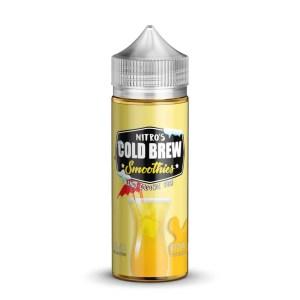 Nitro's Cold Brew Smoothies Mango Coconut Surf