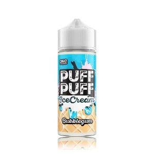 Puff Puff Ice Cream Bubblegum