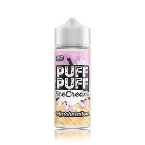 Puff Puff Ice Cream Marshmallow