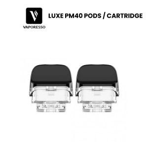Vaporesso Luxe PM40 ersättningspodd