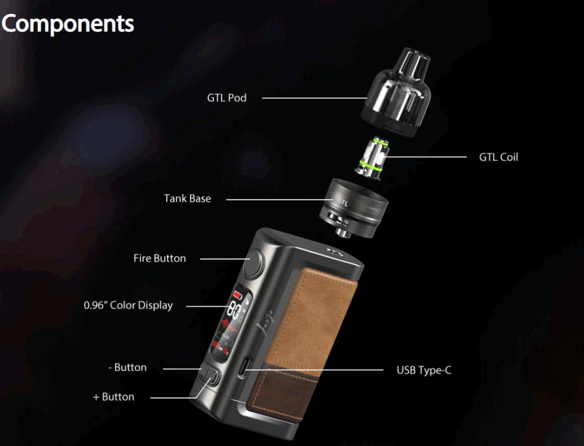 Eleaf iStick Power 2C Kit