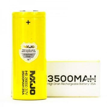 MXJO IMR 26650-F 3500mAh