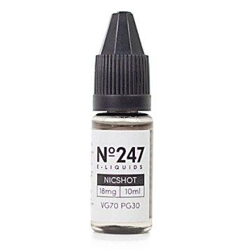 Nicshot - 247 - 70/30 VG/PG