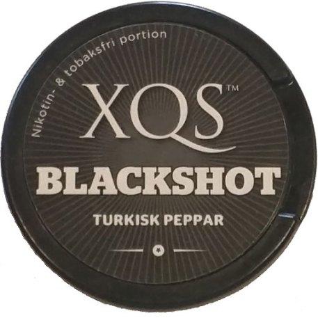 XQS - Blackshot Portion