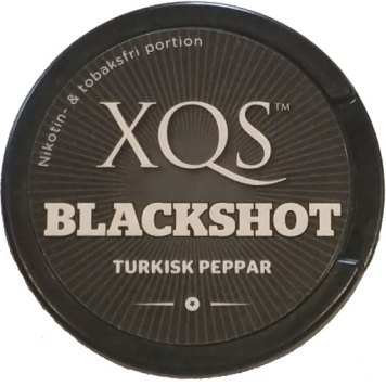 XQS - Blackshot Portion