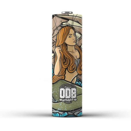 ODB Wraps till 18650-batterier
