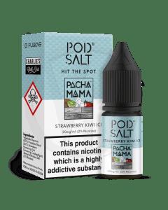 Pod Salt 10ml - Strawberry Kiwi Ice