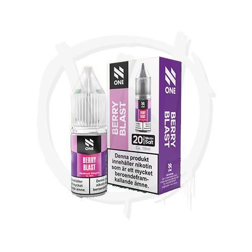 N-One Juice 20mg Nic Salt - Berry Blast
