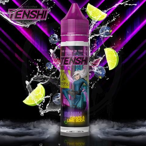 Tenshi - Rush - Lime and Grape
