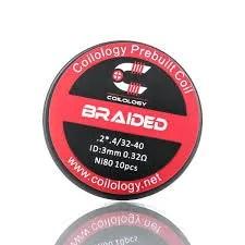Coilology Braided Prebuilt-VAPERCHOICE 1