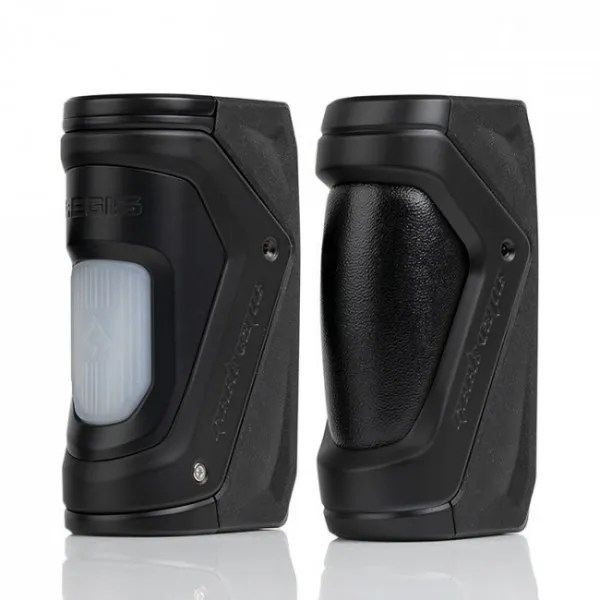 Geekvape Aegis Squonker Replacement Standard Back Cover - Black