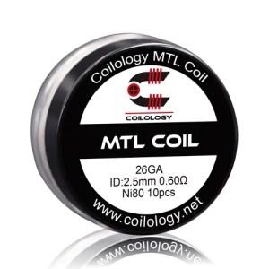 Coilology MTL Prebuilt Coils (10pc/pack)