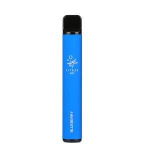 elfbar 600 blueberry disposable vape pod