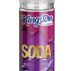 KINGSTON SODA VINBERRY 120ML