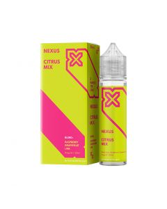 NEXUS CITRUS MIX 50ML SHORTFILL E-LIQUID