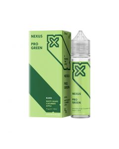 NEXUS PRO GREEN 50ML SHORTFILL E-LIQUID