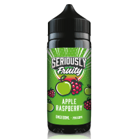 Apple Raspberry By Seriously Fruity 100ml