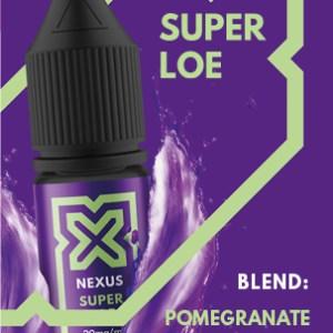 NEXUS SUPER LOE 10ML NICOTINE SALT