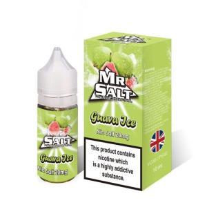 Guava Ice Nic Salt by Mr Salt