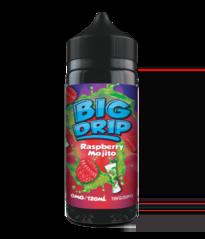 Raspberry Mojito E-liquid by Big Drip 100ml
