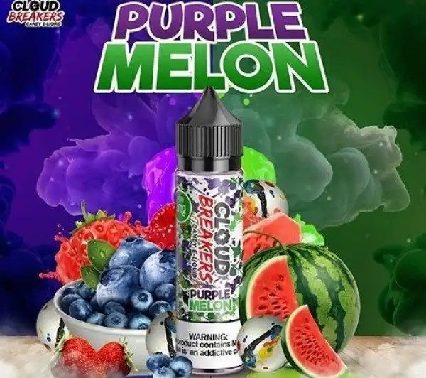 Purple Melon