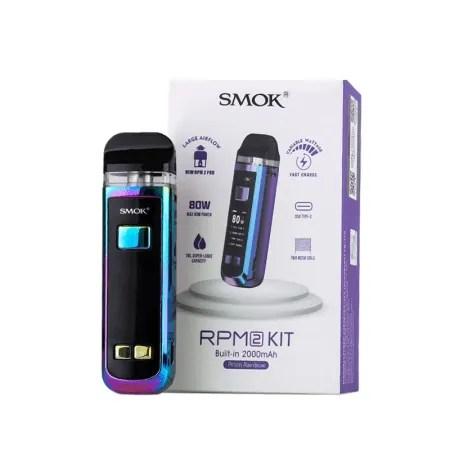 SMOK RPM2 KIT RAMBO COLOUR