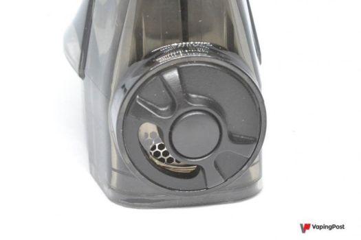 Geyser's circular airflow control