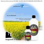 Meyer's Glycérine Végétale (Glycérol) 90VG/10H2O, qualité de l'industrie pharmaceutique 99.7% (1000 ml) – Sans nicotine ni tabac