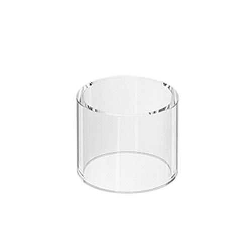 Fang-denghui 2 Pièces de Rechange Pyrex Verre Tube FIT for Uwell Crown III Atomiseur Diamètre 24,5 mm Capacité du réservoir 5ml / FIT for Crown 3 (Couleur : Clair)