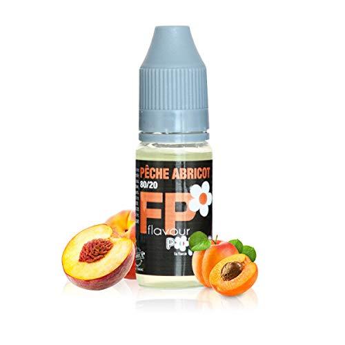 lot de 5 – Pêche Abricot – Flavour Power – 0 mg