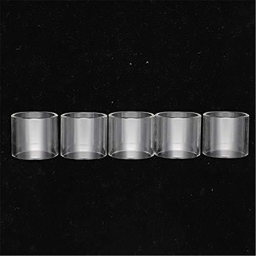 Coupe de Verre de Remplacement de 5 pcs Ajustez pour Innokin Scion II Fit pour Ajax Proton Plex Tank Fit pour Proton Mini MVP4 Oceanus Fit pour Scion Kit Pyrex Glass
