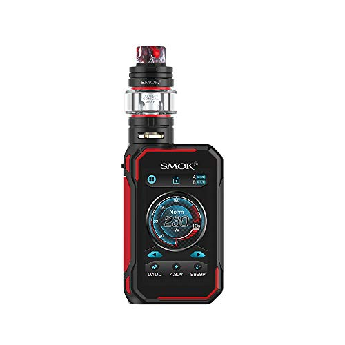 Kit d'origine S. m OK G-PRIV 3 230W 5ML TFV16 Lite Tank Mesh 0.2ohm Dual Mesh 0.15ohm Coil Powered by Dual 18650 Battery (Not include cell) E-Cigarette