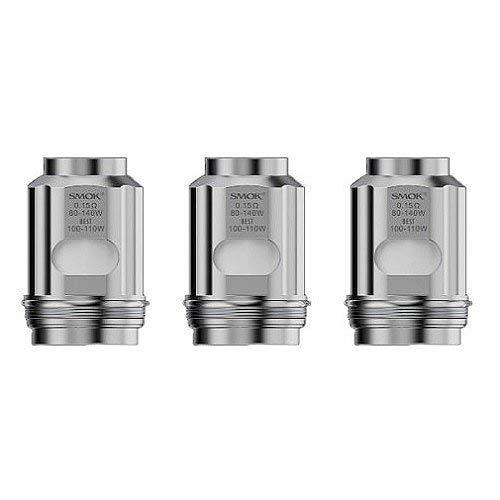 Pack de 3 résistances Dual Meshed 0,15ohm TFV18 Smok