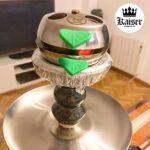 Kaiser Provost Chicha en acier inoxydable