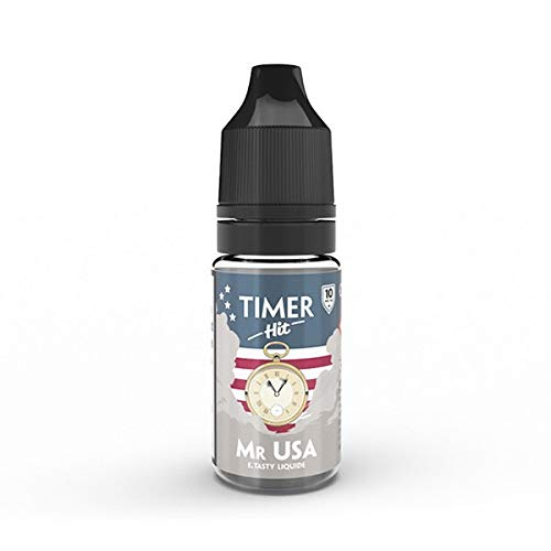 Mr USA 10ml Timer Hit by e.Tasty – 20 mg