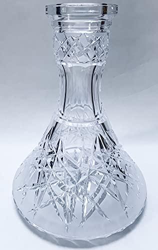 Caesar Crystal Bohemiae Hoarfrost Down Verre à chicha Transparent